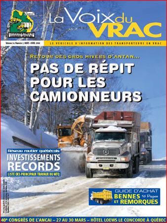 LaVoix du Vrac Cover
