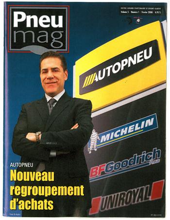 Pneu Mag Cover