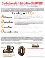 ABCD Brochure Tire Sealant and Balancer