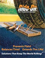 Commercial Brochure Tire Sealant and Balancer