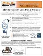 Brochure Hand Pump