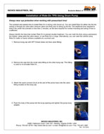 Brochure 55 Gallon Drump Pump Installation Instructions
