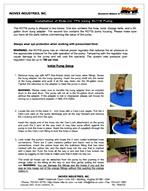 Brochure Ride-On Tire Instructions ROTIS Pump