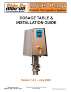 Brochure ROTIS Pump dosage