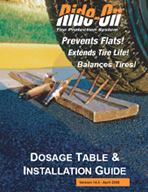 Brochure Hand Pumps Dosage Table