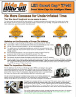 Brochure LED Smart Cap TPMS for Commercial Fleet Applications