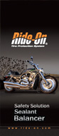 Brochure Motorcycle Trifiold