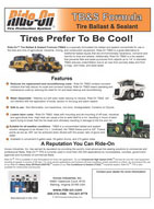 Brochure Tire Ballast and Sealant Formula